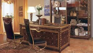 Italian office desk Executive Style Italian Office Desk Foter 8000 Office Collection Milano Italian Furniture