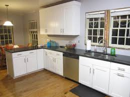 Kitchen With Dark Floors Kitchens With Dark Cabinets And Dark Floors Dark Brown Laminated