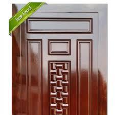designer teak wood door 4021