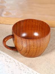 wood coffee tea milk water mug share