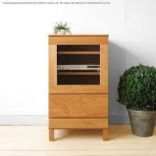 50 cm wide alder wood alder solid wood alder natural wood rough hewn sideboard glass