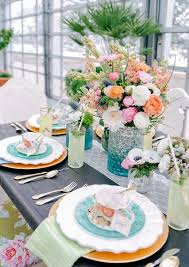 Summer Table Decor Ideas | Tips From Town