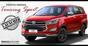 2018 toyota innova touring sport. Simple 2018 Toyota Innova Touring Sport Launched In India  INR 1779 Lakh For 2018 Toyota Innova Touring Sport