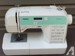 Brother Cs100 Sewing Machine