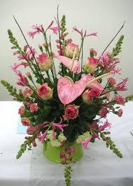 Flower Decoration Design California Academy 37