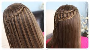 Hairstyle Waterfall feather waterfall & ladder braid bo 2in1 hairstyles cute 2966 by stevesalt.us