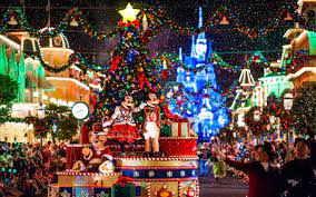Disneyland Christmas Wallpapers on ...