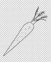 Drawing Kleurplaat Carrot Food Sinterklaas Png Clipart Angle