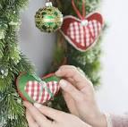 Елочные игрушки на елку сделанные 146