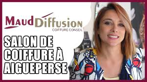 Coiffeur Aigueperse Maud Diffusion Youtube
