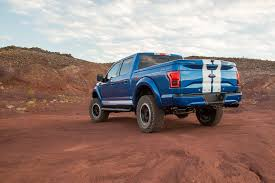 Can't Wait for the 2017 Ford F-150 Raptor? Here's the 2016 Shelby ...