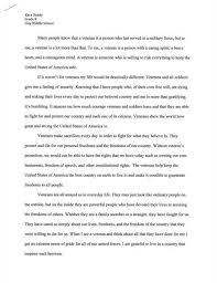 paralyzed veterans essay contest   veterans day essay example essays