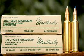 Speed Demon 257 Weatherby Magnum Ron Spomer Outdoors