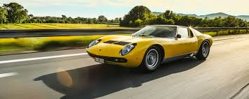The Best Looking Among the Fastest – the Lamborghini Miura - Dyler
