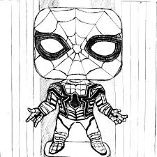 Custom] Spider-Man new unnamed suit (Spider-Man: Homecoming ...