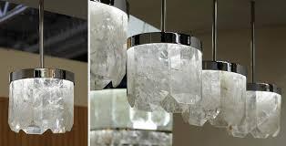 versailles rock crystal pendant