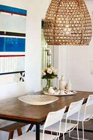 Best RattanWicker Pendant Lights Images On Pinterest - Dining room hanging light fixtures