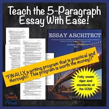 essay writing bundle get all students writing a paragraph essay  essay writing bundle get all students writing a 5 paragraph essay ease
