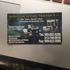 Industrial Sewing Machine Repair Seattle