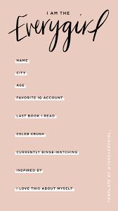 Free, Downloadable Instagram Story Templates | • Blog • | Pinterest ...