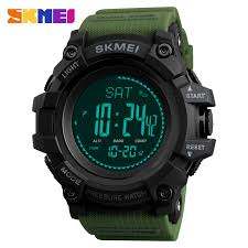 <b>SKMEI Outdoor Sports Watches</b> Men Compass Temperature ...