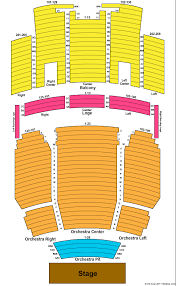 Eccles Seating Chart Eccles Theater Seating Capacity Inquisitive Delta Hall At