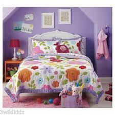 Circo Kids and Teens Quilt | eBay & Circo Bloom Collection flowers floral Quilt - Full/Queen Adamdwight.com