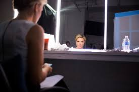 in her new book the tv personality megyn kelly writes that gender typically is not something i spend much time thinking about before quickly proving