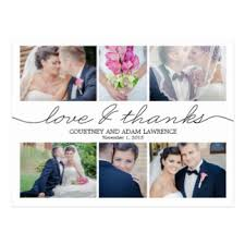 wedding thank you cards & invitations zazzle co uk Wedding Thank You Cards No Pictures lovely writing wedding thank you card white wedding thank you cards photo