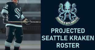Projected Kraken Roster – Emerald City ...