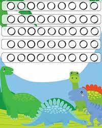 Details About A5 Print Children S Dinosaur Reward Chart C W The Good Dinosaurs Stickers