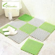 solid green kitchen rug new bathroom carpet splice non slip rugs shower mat sage