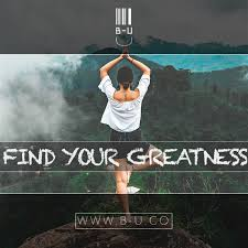 B-U Find Your Greatness Podcast