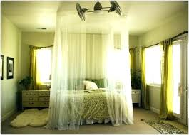 Luxury Four Poster Beds Bed Curtains Drapes Bedroom King Size Canopy ...