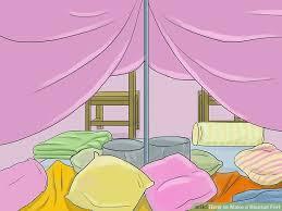Image titled Make a Blanket Fort Step 27