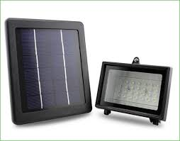 lighting 80 led solar flood lights security pir sensor motion review nitewatch solar powered led