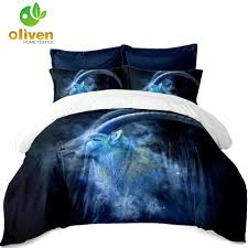 fashion 3d sheep print duvet cover set bedding set twin full queen king size dark blue bedclothes pillow case bed cover a40 red duvet covers gingham bedding