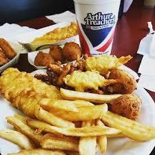 Arthur Treachers Fish Chips Franchise For Sale