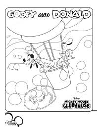 Small Picture Kids n funcom 14 coloring pages of Mickey Mouse Clubhouse