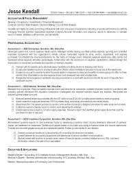 Investment Accountant Resume