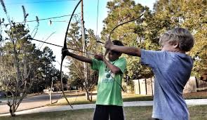 How Much Energy From A Bow Goes Into Kinetic Energy Of The
