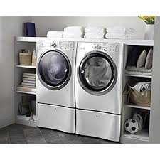 washing machine pedestal. Interesting Machine Electrolux Laundry Pair System Bundle High Efficiency Front Load  With ELECTRIC Dryer And Steam Plus Matching Storage  With Washing Machine Pedestal M