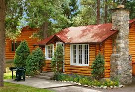 one bedroom cabin. alpine village cabin resort - jasper: one bedroom exterior