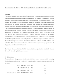 pdf kinetic stus on saponification of ethyl acetate using an innovative conductivity monitoring instrument with a pulsating sensor