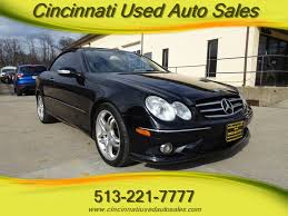 Everything you need to know on one page! 2008 Mercedes Benz Clk 550 For Sale In Cincinnati Oh Stock 13620