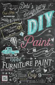 diy paint requires very little prep work no sanding no priming just a clean surface a simple of diy paint yields professional looking