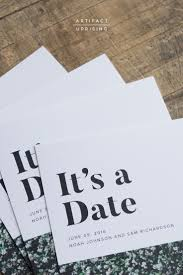 How To Make A Save The Date Card Its A Date Create Your Save The Dates From