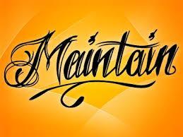 「maintain」の画像検索結果
