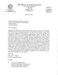 Cooper letter