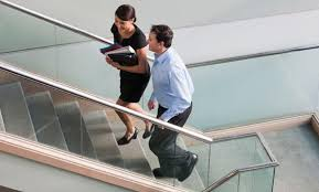 Office Stairs Feeling Dull At Office Walk Up Down The Stairs And Ditch The